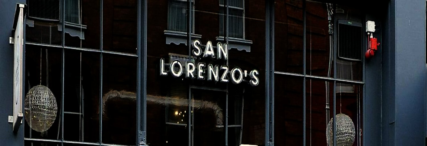 This is How We Do Our Food Featuring San Lorenzo's