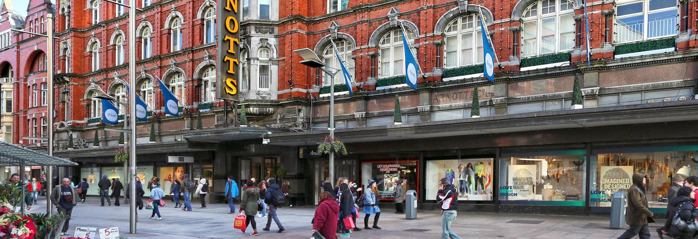 Arnotts Festive Flavours Market