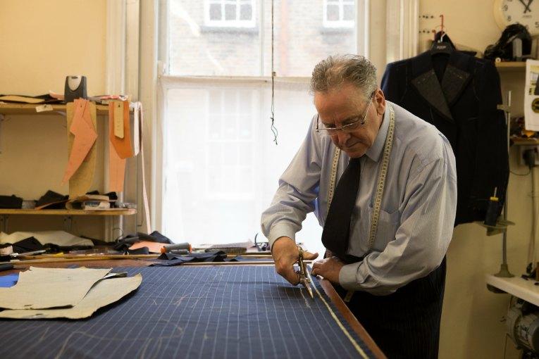 kidds tailors  – Brendan 1