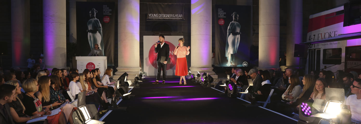 Young Designer Of The Year Fashion Show Dublinfashion