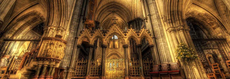 Handel S Messiah At Christ Church Dublin At Christmas