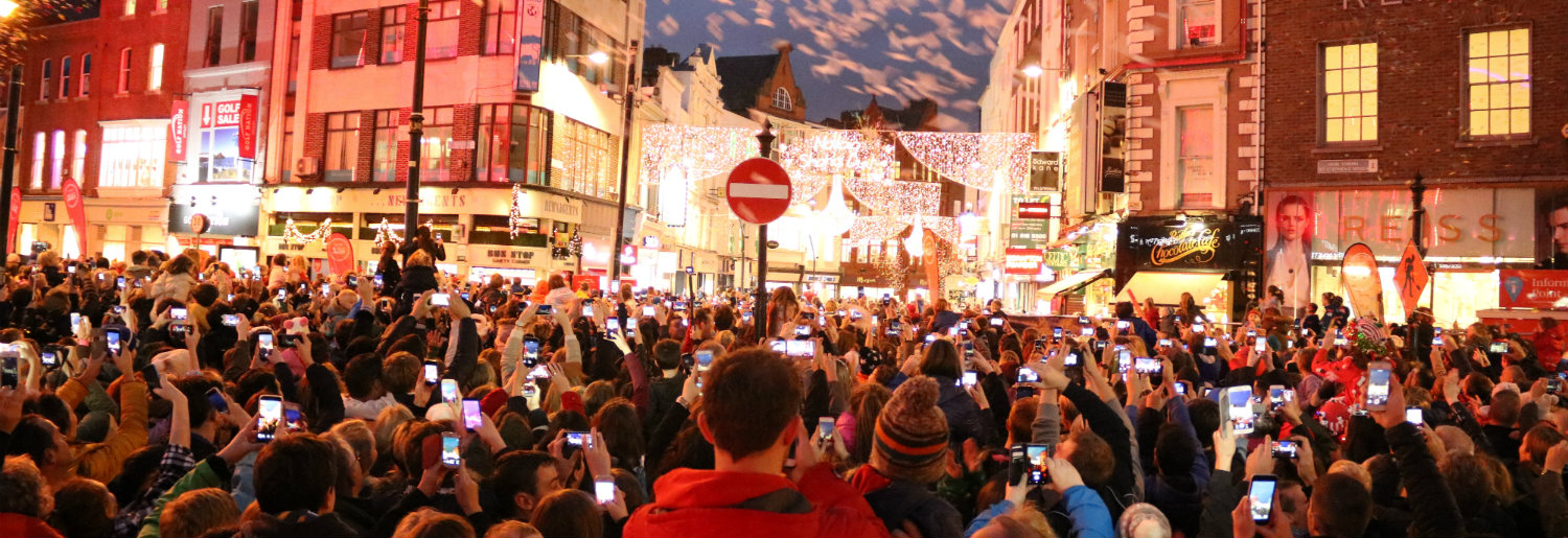 Who We Are – Dublin At Christmas