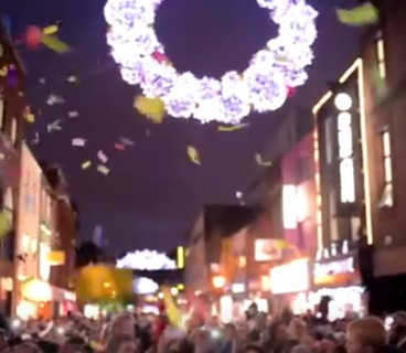 grafton street lights