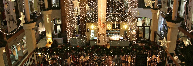 Christmas Lights at Powerscourt