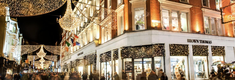 Dublin At Christmas brings festive Christmas magic to Dublin's City Centre