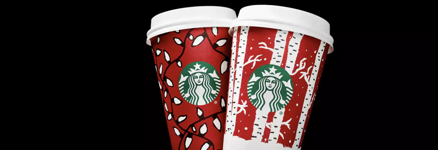 The Starbucks Red Cups Have Arrived!