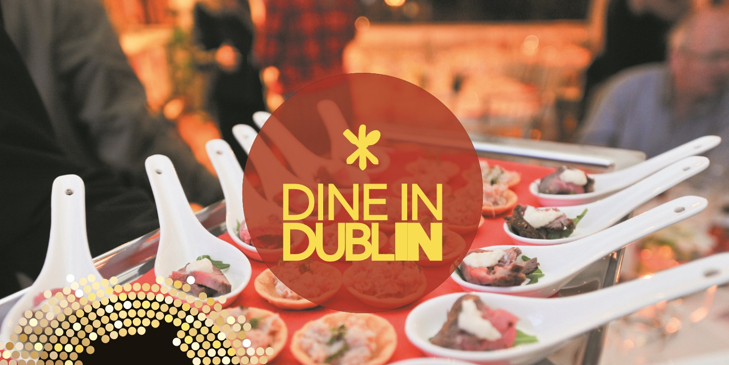 Get your Favourite food with Dine in Dublin Gift Vouchers