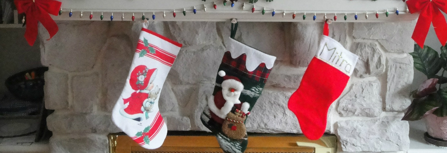 Ideas for filling a Christmas Stocking