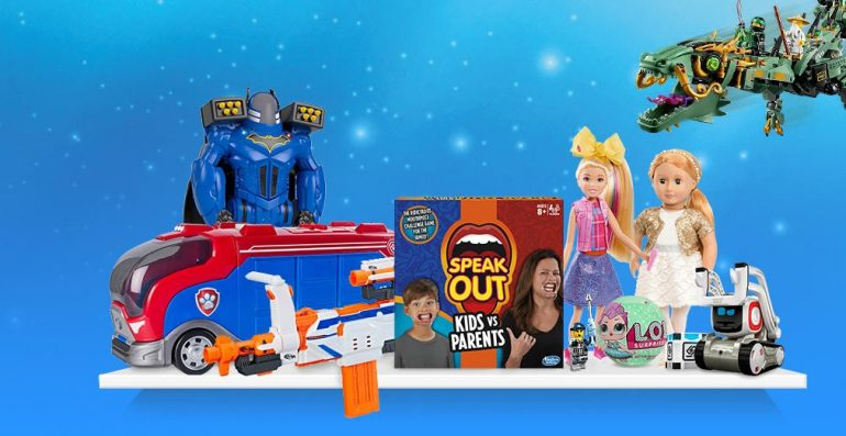 Smyths Top Christmas Toys Still in Stock