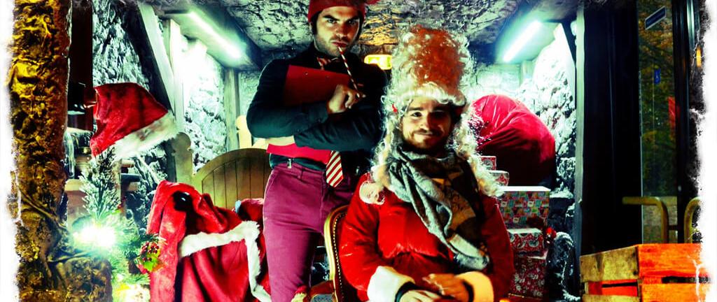 Christmas Special Panto Bus Tour