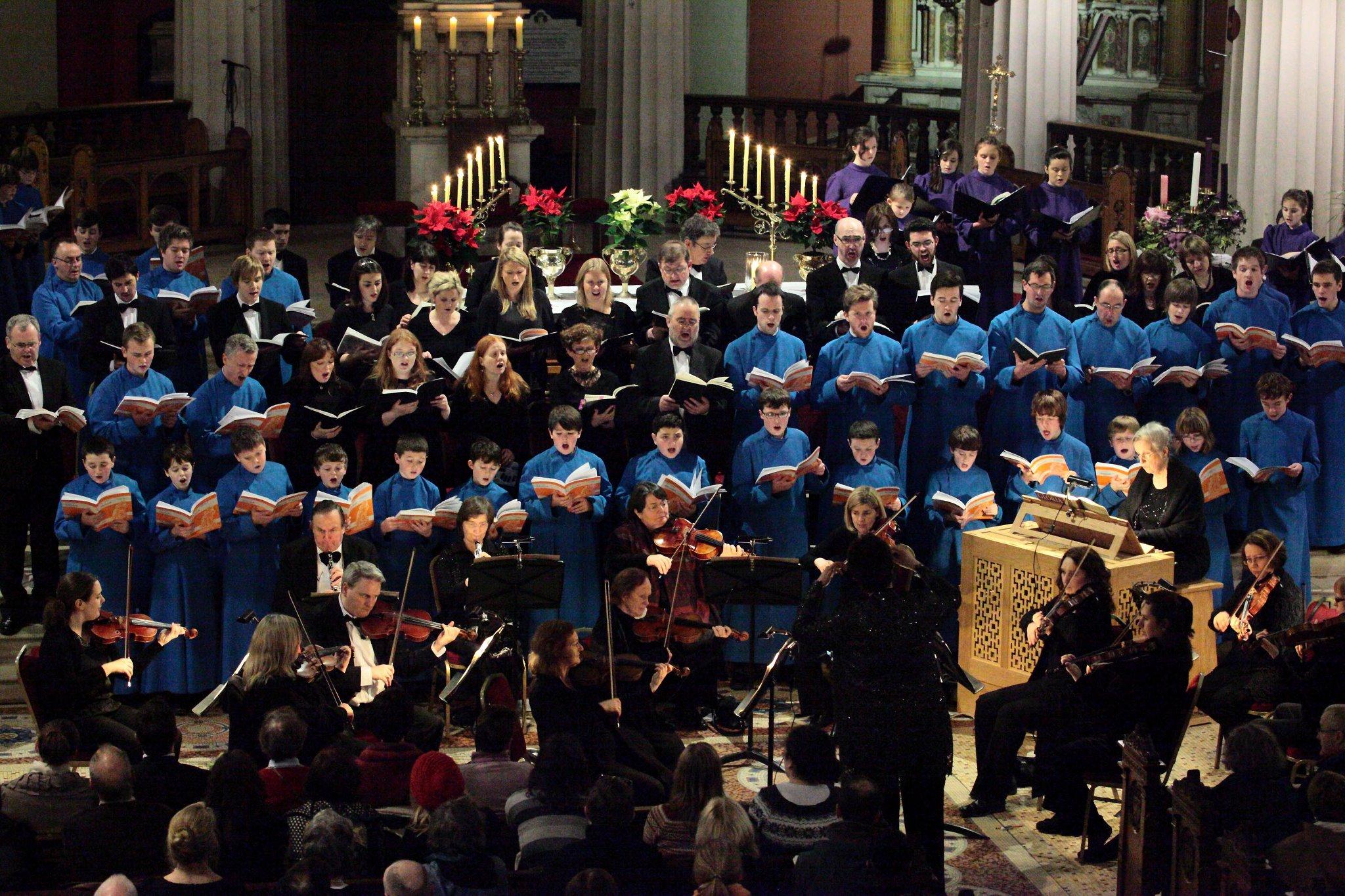 The Dublin Bach Singers Festive Christmas Concert