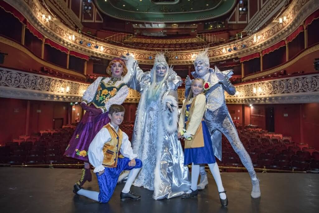Gaiety Panto – The Snow Queen