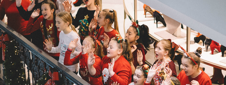 Arnotts Christmas Activities 2018