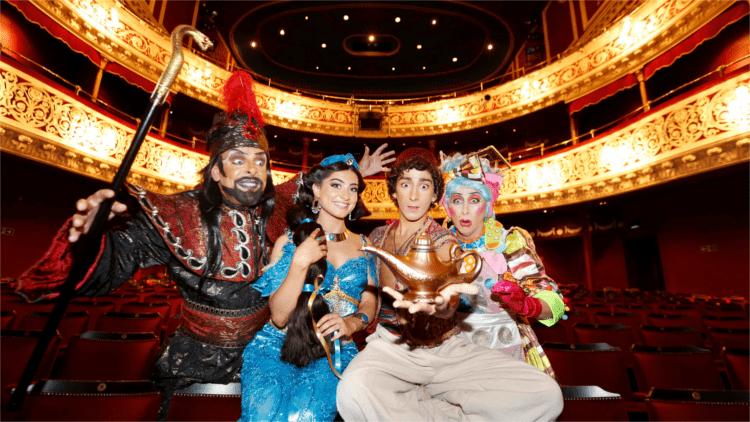 Aladdin – Gaiety Theatre Panto 2019